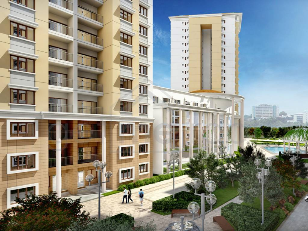 Mantri Webcity, Hennur Road, Bangalore