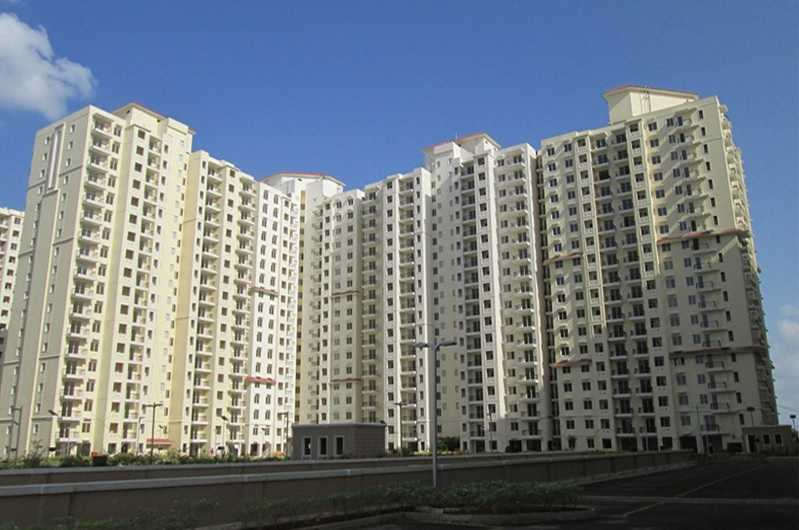 DLF Westend Heights - Project Photos