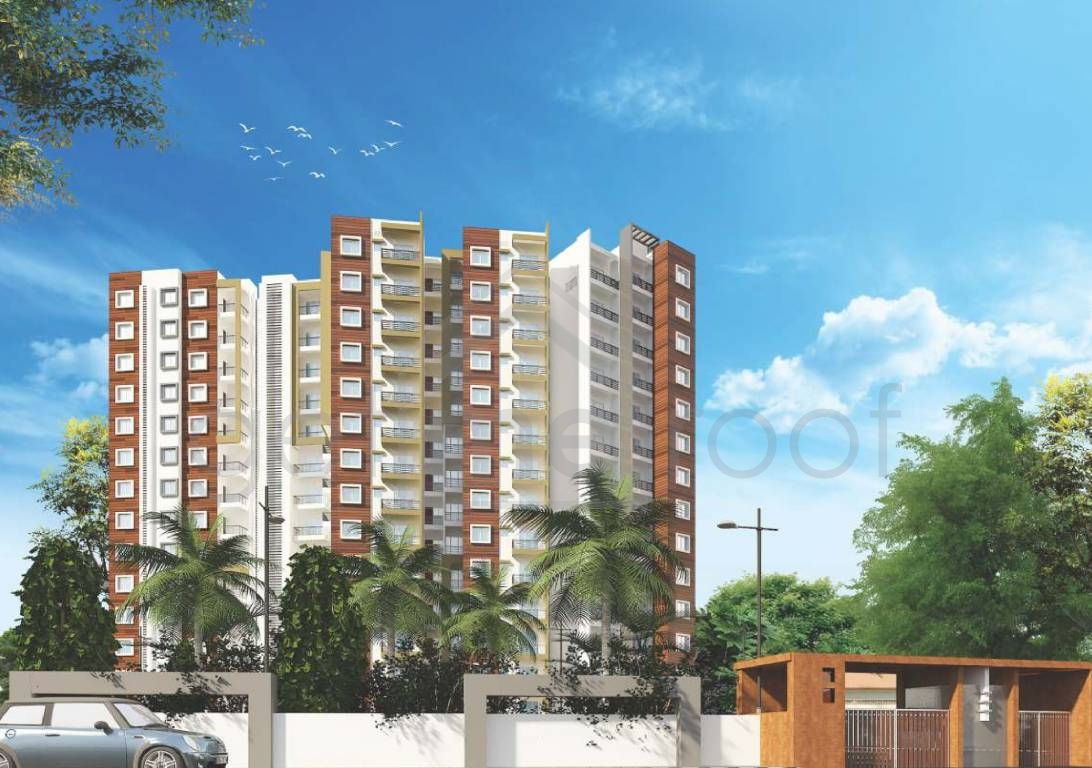 Sai Projects and Developers Vrushabadri Towers Whitefield, Bangalore East