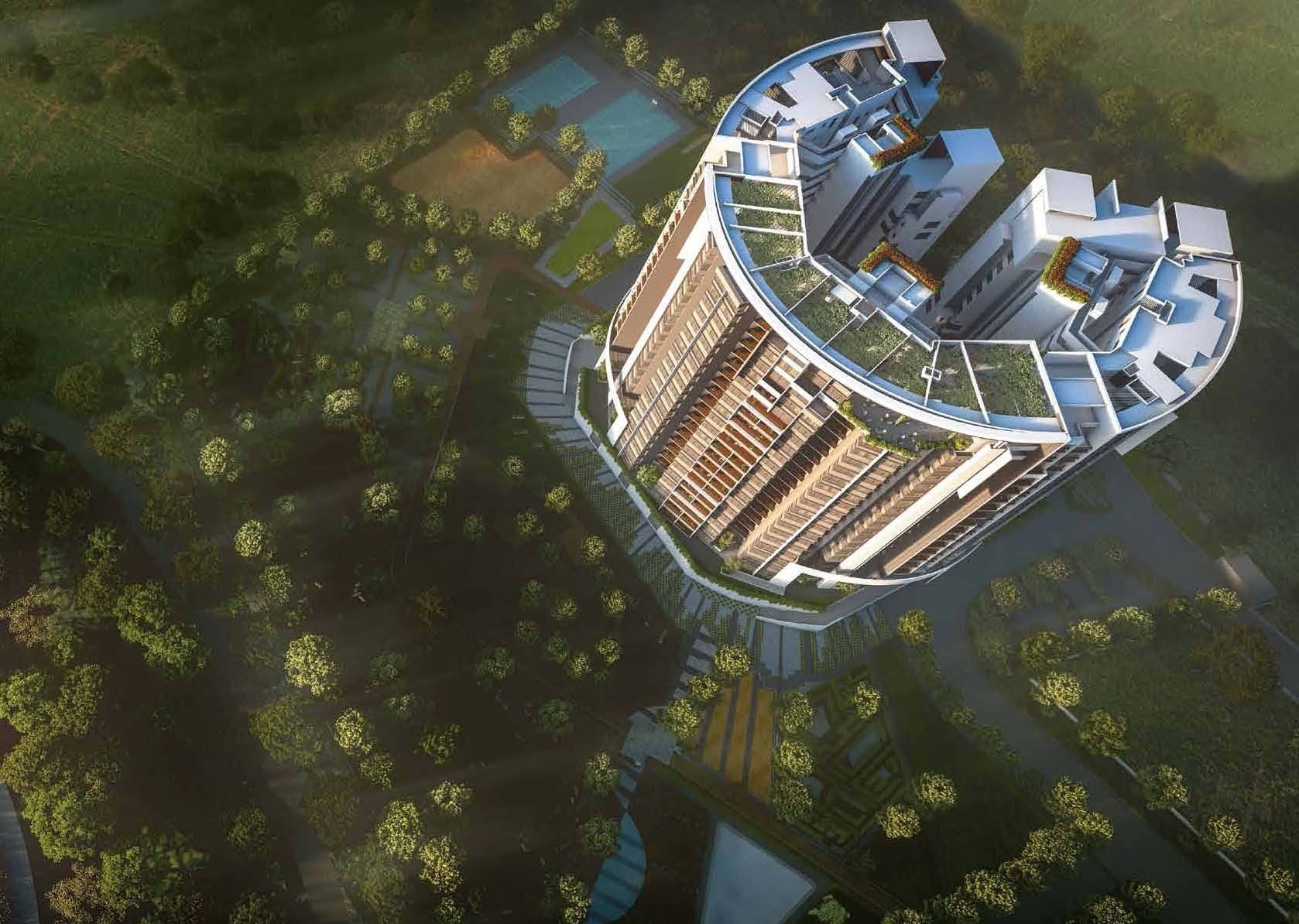 Godrej Reflections - Project Photos