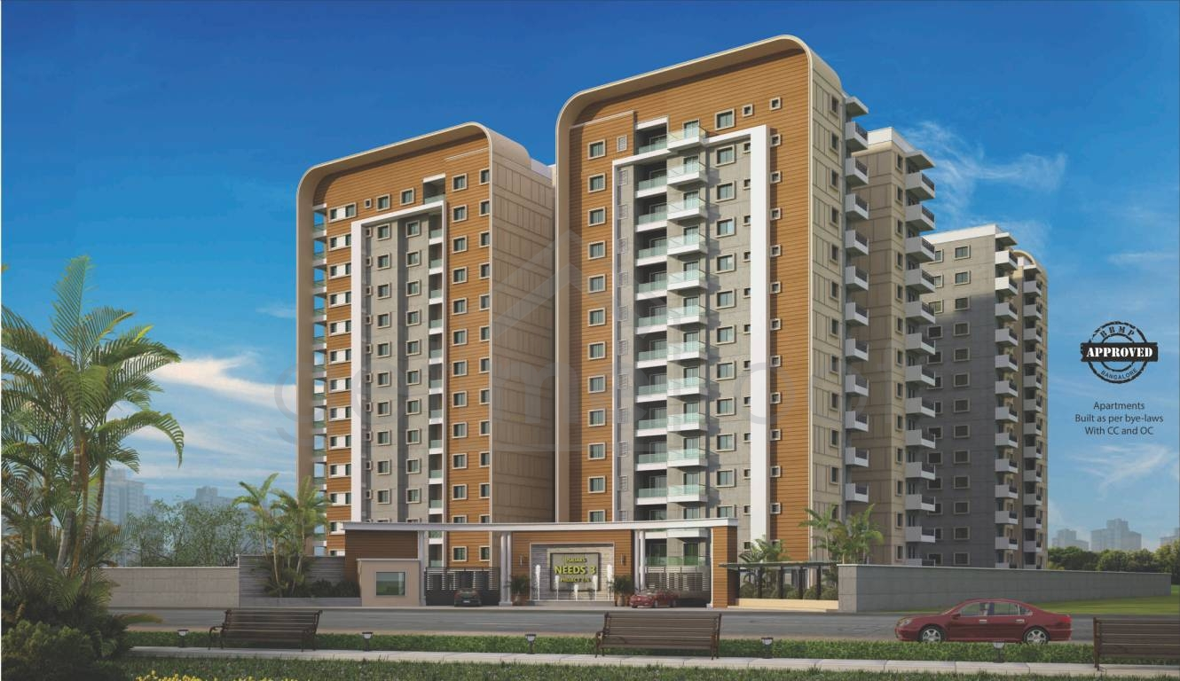 DS Needs 3 Project 276,Bannerghatta Road