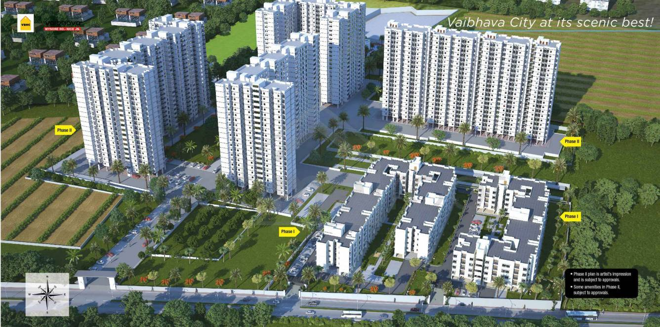 VBHC Value Homes VBHC Palmhaven 2 Kengeri, Bangalore West