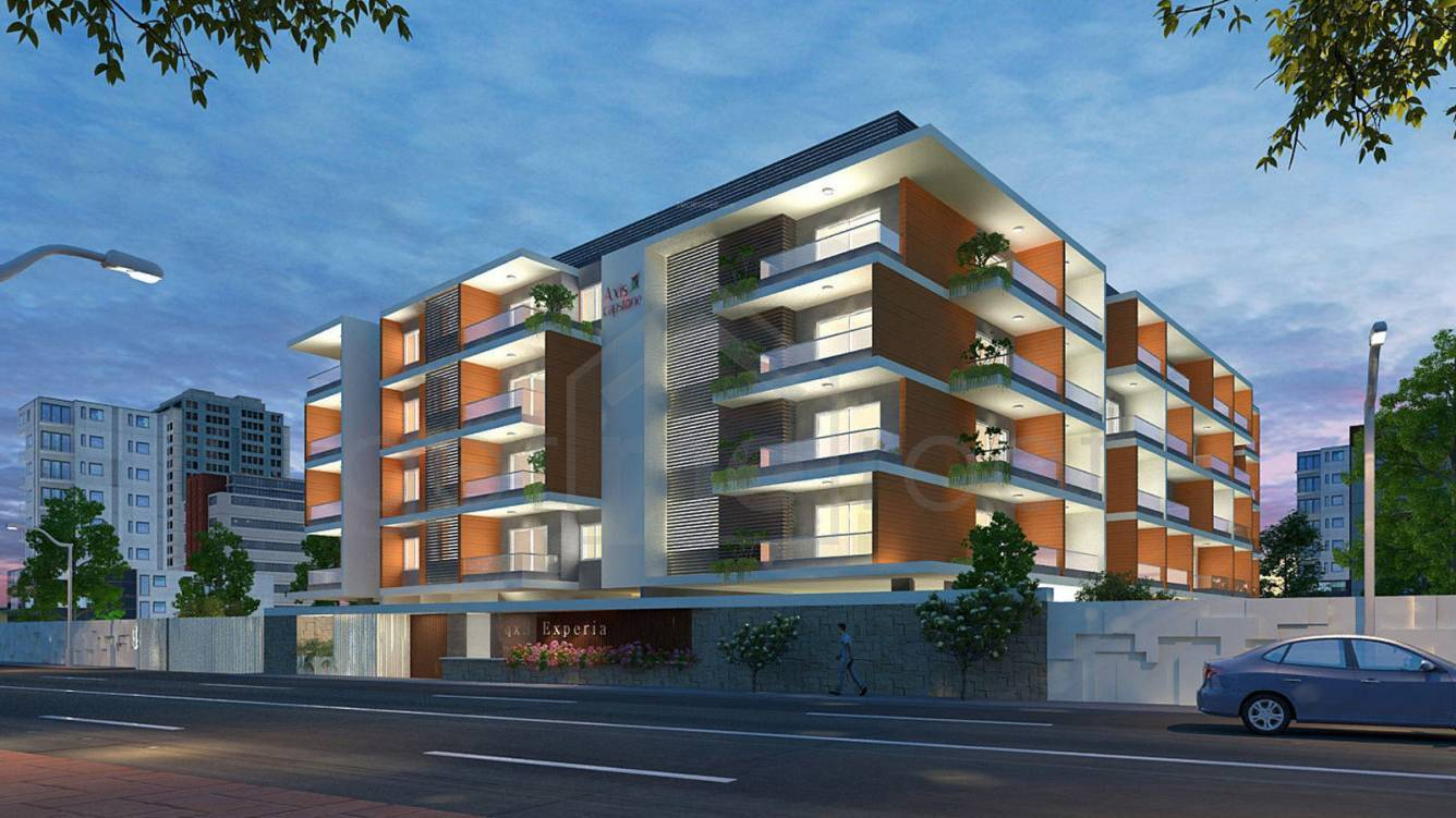 3 BHK Apartment for sale in JP Nagar 7th Phase