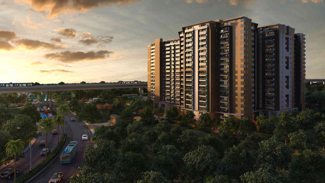 Shriram Southern Crest - Project Photos