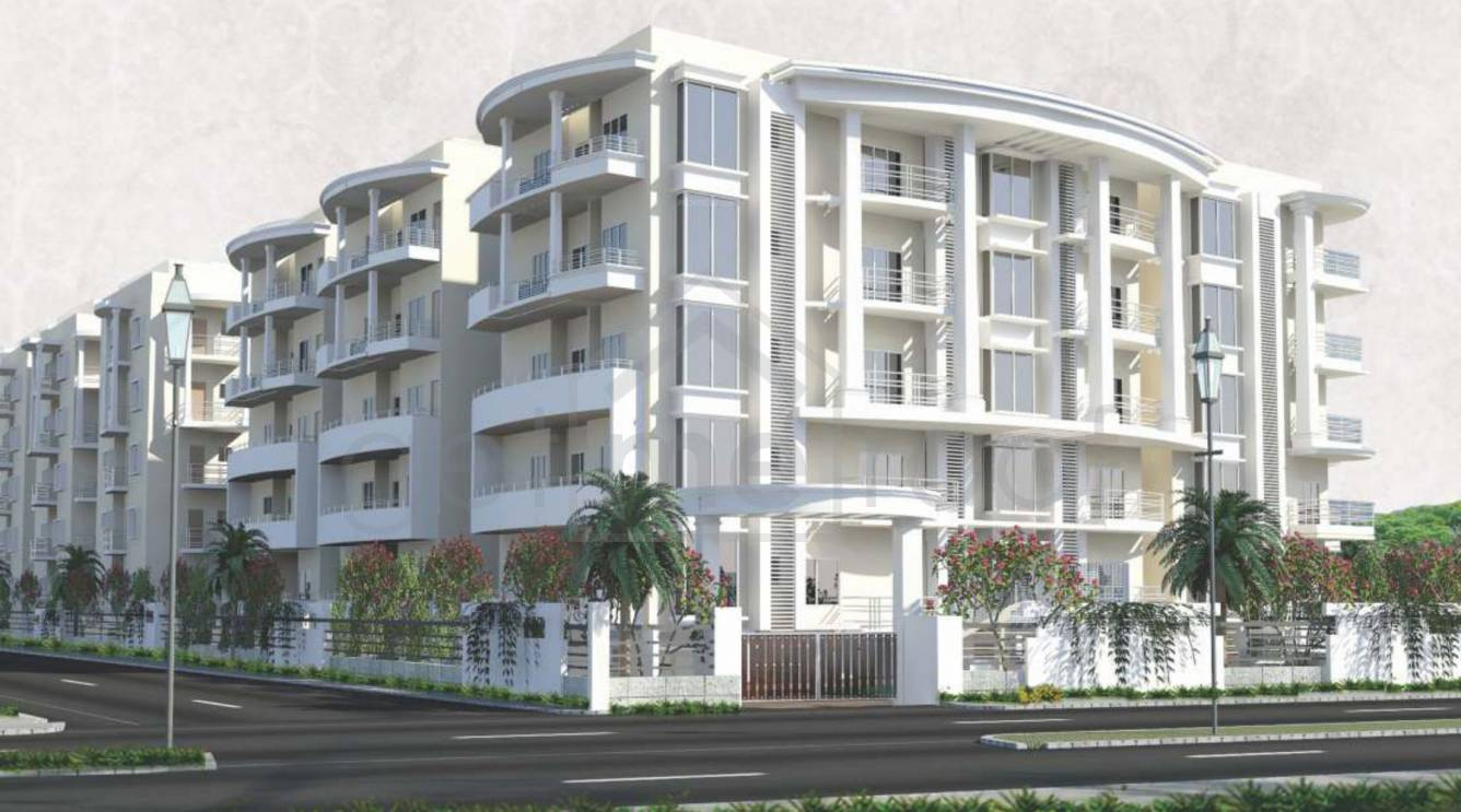 3 BHK Apartment for sale in Hosa Road