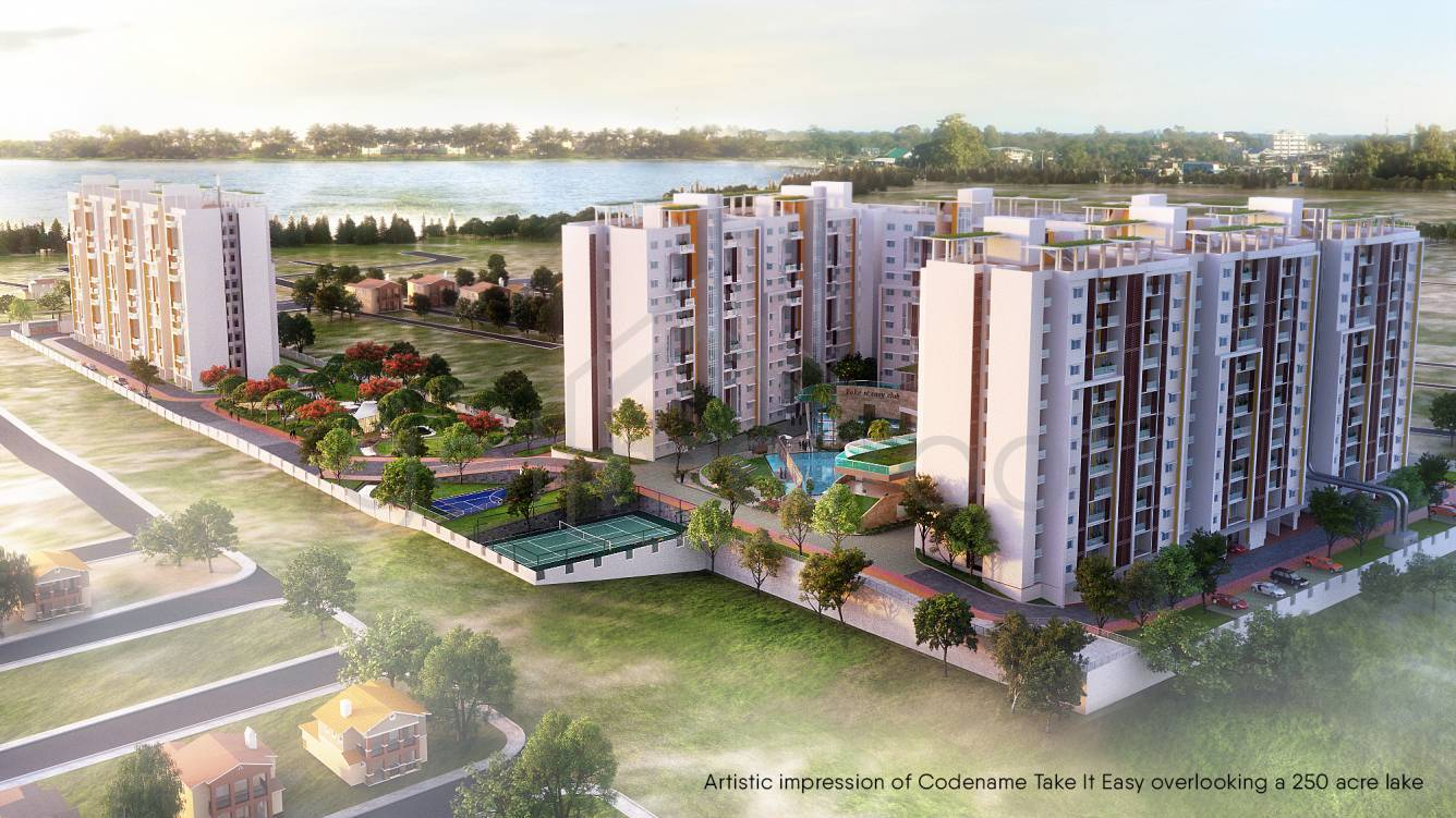 Shriram Blue - Project Photos