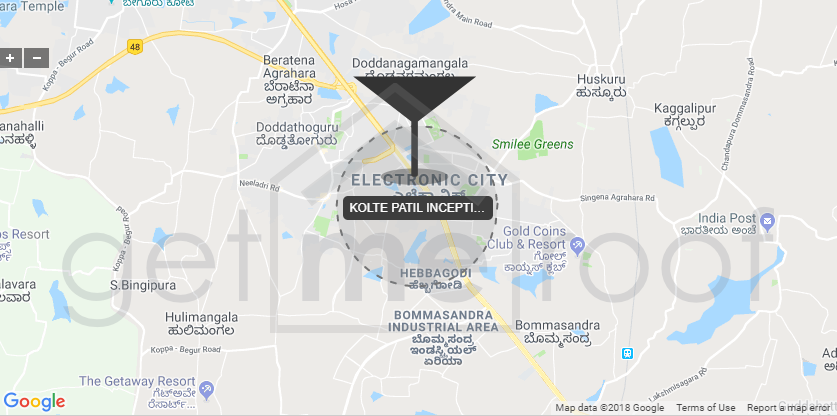 Kolte Patil Inception - Direction Photos