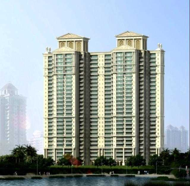 Hiranandani Lakeside - Project Photos