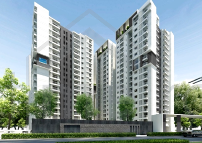 Incor Infrastructure Builders Incor Carmel Heights Whitefield, Bangalore East