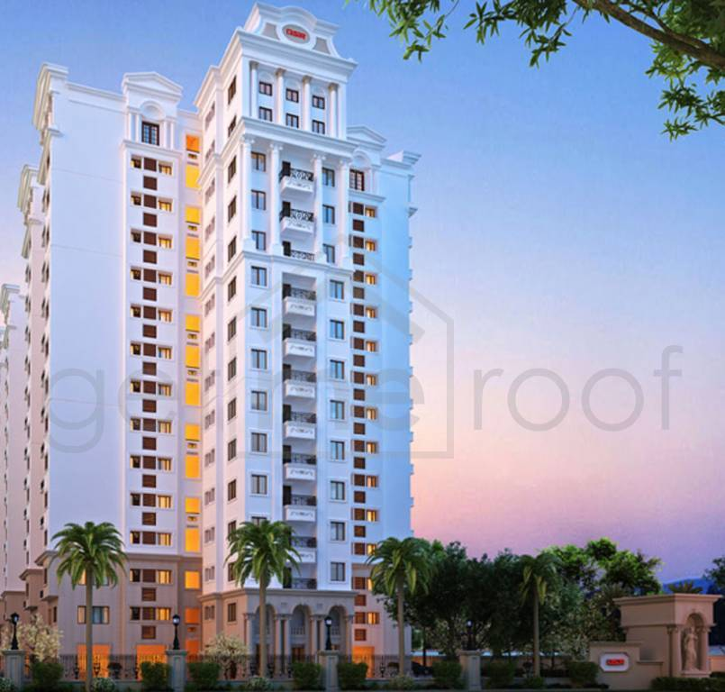 DSR Lotus Towers,Whitefield