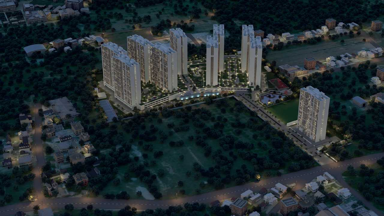 Sobha Dream Gardens, Thanisandra, Bangalore