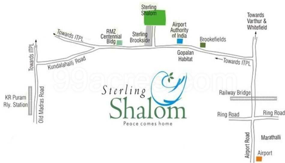Sterling Shalom Phase 2 - Direction Photos