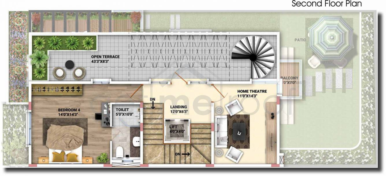 MIMS Northbrook - Floor Plan Photos