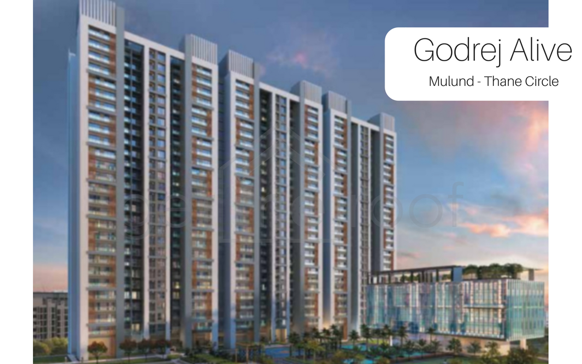 Godrej Alive, Thane West