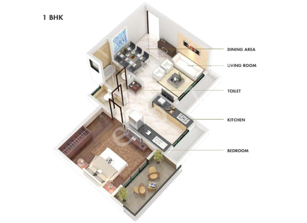 The Pyramid - Floor Plan Photos